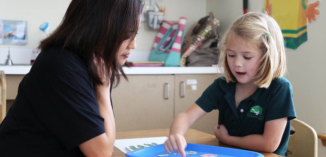 Speech-Language Therapy at The Carruth Center