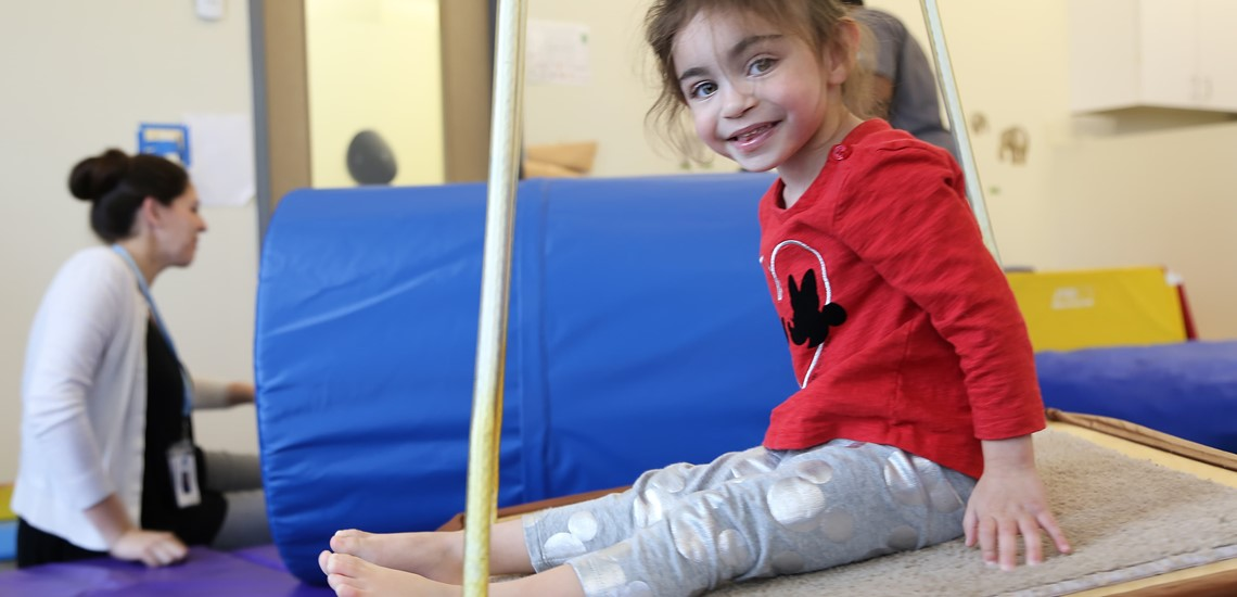 Pediatric Occupational Therapy in Houston, TX | Carruth Center Services