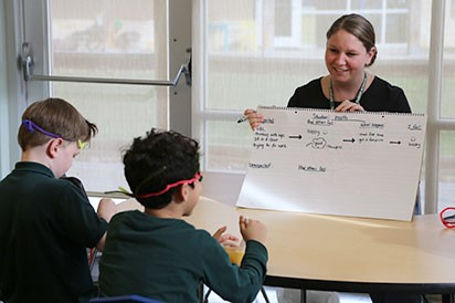 Social Learning Groups at The Parish School